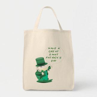 Mr Patrick's Tote Bag