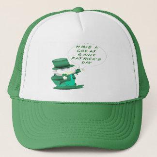 Mr Patrick's Trucker Hat