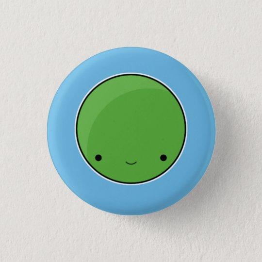 Mr. Pea Button