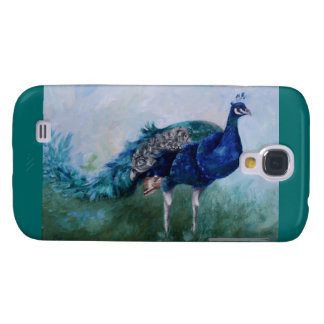 Mr. Peacock Galaxy S4 Covers