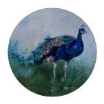 Mr. Peacock Poker Chip Set