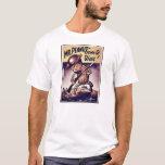 Mr. Peanut Goes To War T-Shirt