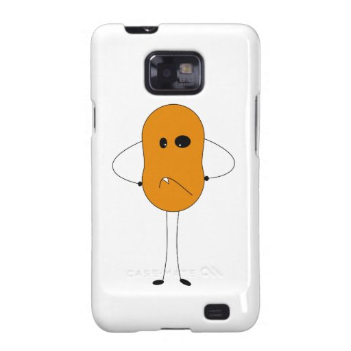 Mr. Peanut the Monster Samsung Galaxy SII Covers