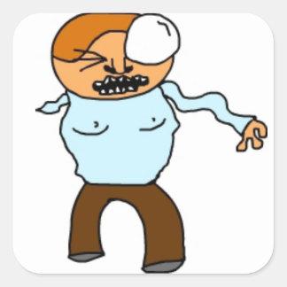 Mr.Peepwrinkle Sticker