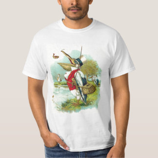MR PELICAN FISHING T-Shirt