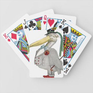 MR. PELICAN POKER CARDS