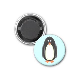 Mr Penguin Refrigerator Magnets