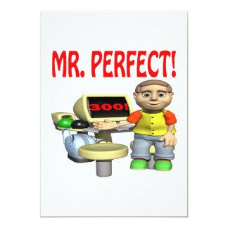 Mr Perfect Card