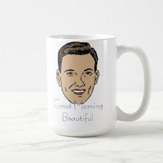 Mr. Perfect Good Morning Beautiful Mug