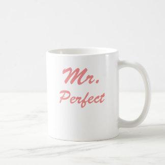 Mr. Perfect Coffee Mug