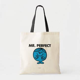 Mr. Perfect | Quietly Content Tote Bag