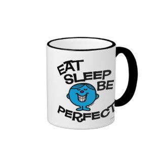 Mr. Perfect's Plan For Life Ringer Mug