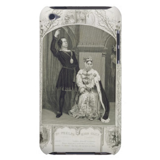 Mr Phelps as Hamlet and Miss Glyn as Queen Gertrud iPod Touch Case