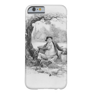Mr Pickwick, from 'Charles Dickens: A Gossip about Barely There iPhone 6 Case