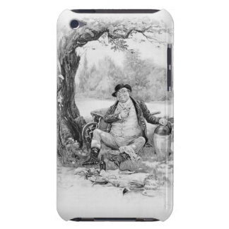 Mr Pickwick, from 'Charles Dickens: A Gossip about iPod Touch Cover