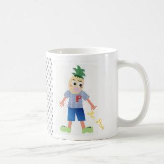 Mr. Pine Classic White Coffee Mug