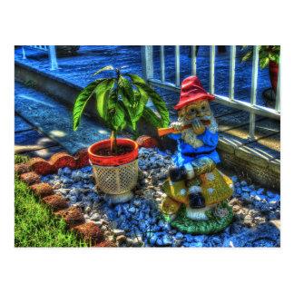 Mr. Piper Gnome - Postcards