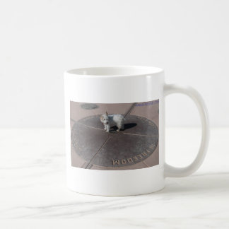 Mr. Pish at 4 Corners Coffee Mug