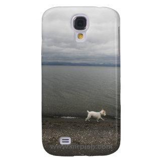 Mr. Pish at Yellowstone Lake Galaxy S4 Cover