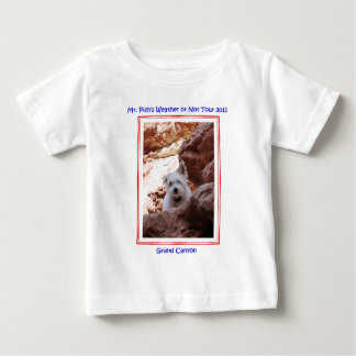 Mr. Pish Explores the Grand Canyon T-Shirt