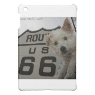 Mr. Pish on Route 66 iPad Mini Cases