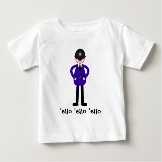 Mr Plod The Policeman Baby T-Shirt