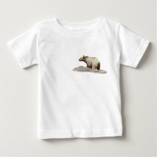 Mr Polar Bear Baby T-Shirt