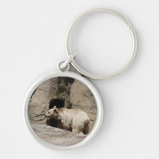 Mr Polar Bear Key Chains