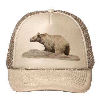 Mr Polar Bear Trucker Hat