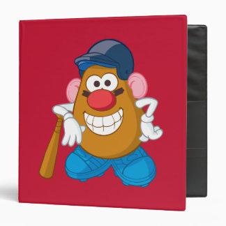 Mr. Potato Head - Baseball Binder