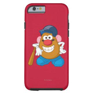 Mr. Potato Head - Baseball Tough iPhone 6 Case