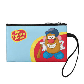 Mr. Potato Head - Baseball Coin Wallet