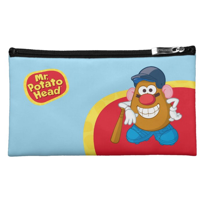 Mr. Potato Head - Baseball Makeup Bag