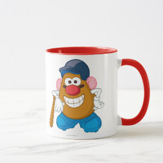 Mr. Potato Head - Baseball Mug