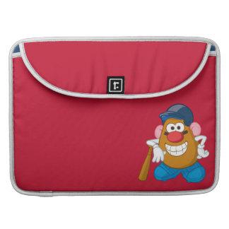 Mr. Potato Head - Baseball Sleeves For MacBooks