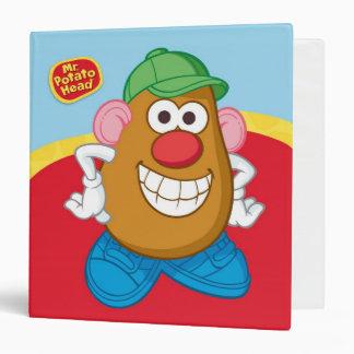 Mr. Potato Head Binder
