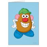 Mr. Potato Head Card