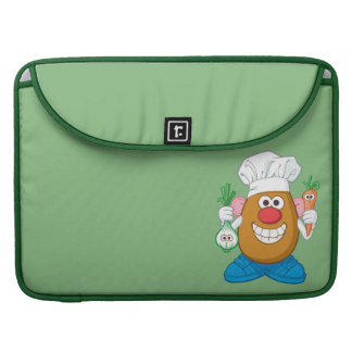 Mr. Potato Head - Chef Sleeves For MacBooks