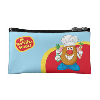 Mr. Potato Head - Chef Makeup Bag
