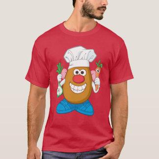 Mr. Potato Head - Chef T-Shirt