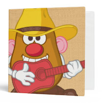 Mr. Potato Head - Cowboy Binder