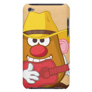 Mr. Potato Head - Cowboy Barely There iPod Cover