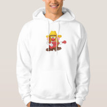 Mr. Potato Head - Cowboy Hoodie