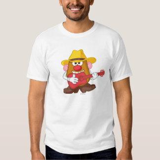 Mr. Potato Head - Cowboy Tshirt