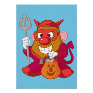 Mr. Potato Head - Devil Posters