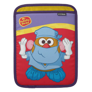 Mr. Potato Head - Doctor iPad Sleeve