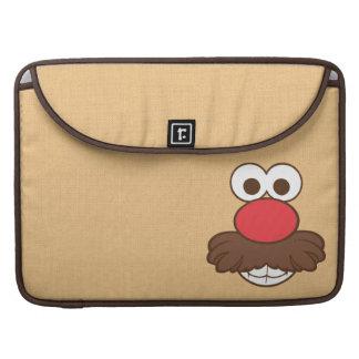 Mr. Potato Head Face MacBook Pro Sleeve