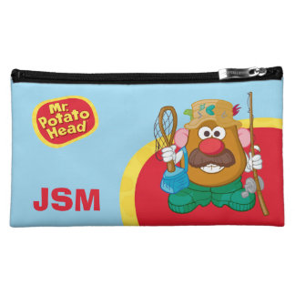 Mr. Potato Head - Fisherman Makeup Bag