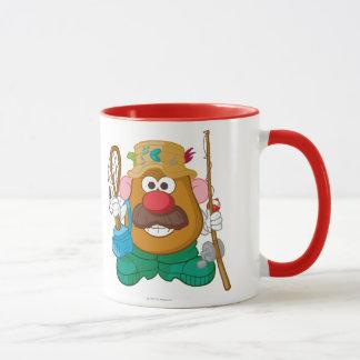 Mr. Potato Head - Fisherman Mug