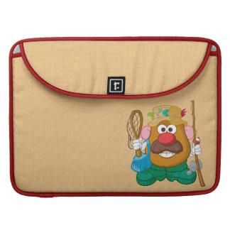 Mr. Potato Head - Fisherman Sleeve For MacBooks